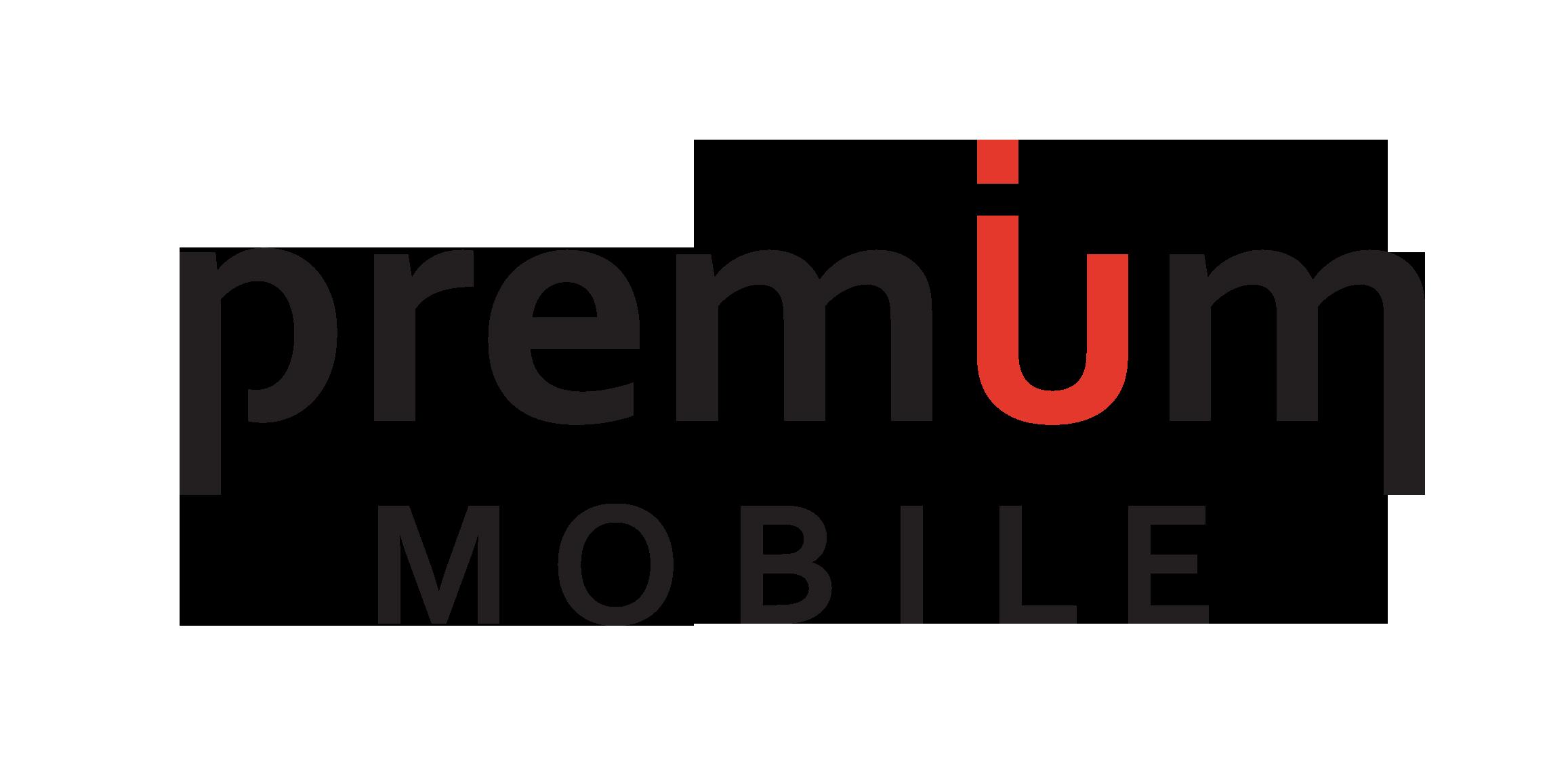 Premium Mobile logotyp